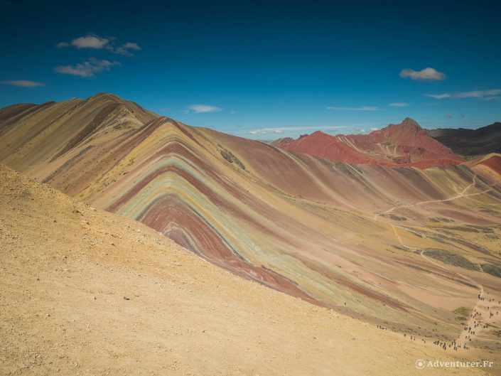 Vinicunca, La montagne aux 7 couleurs