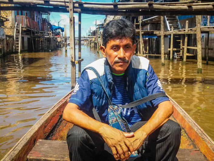 Portrait Indigènes Iquitos
